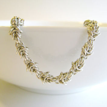Silver Bracelet, Edgy Jewelry,Gifts for Her, Unique Gifts, Handmade Jewelry, Handmade Accessories, Fall Gifts, Gift Ideas