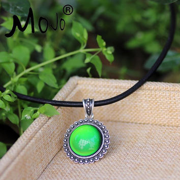 Best mood necklace colors products on wanelo for Fashion jewelry that won t change color