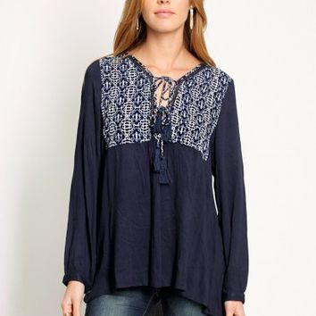 Pelham Tunic Top