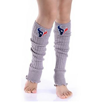 Texans Leg Warmers