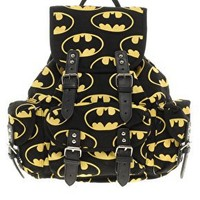 Lazy Oaf Batman Backpack at asos.com