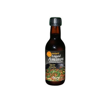 Marigold Liquid Aminos (250ml) A great addition to soups, dressings, stews, casseroles and savory dishes
