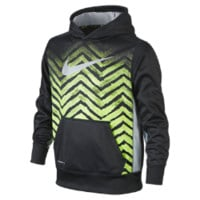 Nike KO 2.0 Swoosh Graphic Pullover Boys' Training Hoodie