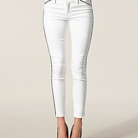 849 Skinny With Piping, J Brand