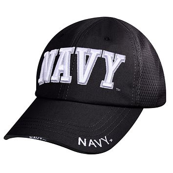 Rothco Navy Mesh Back Tactical Cap