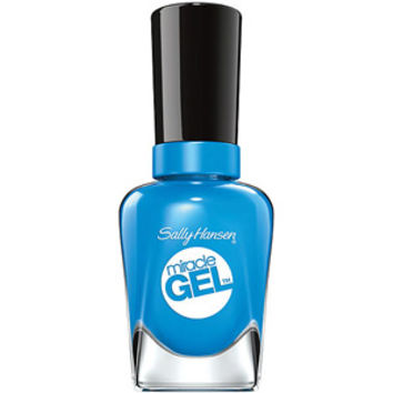 Walmart: Sally Hansen Miracle Gel Nail Color, Hydro Electric 0.5 fl oz