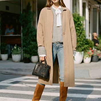Free People Lia Trench