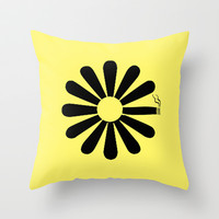 Looking for Alaska Throw Pillow by green.lime