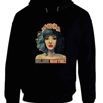 Melanie Martinez Queen Fan Art Cover Hoodie