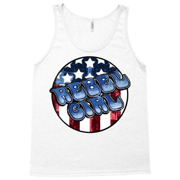 rebel girl 2 Tank Top