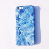 Blue Marble phone case iPhone 6/6 plus case,iphone cover,iphone4/ 4s case, iphone 5/5s case iphone 5c case marble print phone cover