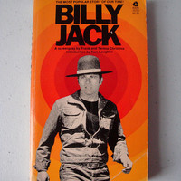 Billy Jack Screenplay Paperback By Frank & Teresa Christina | 1970's Billy Jack Movie Series Collectible | Counterculture, Hippie, Biker