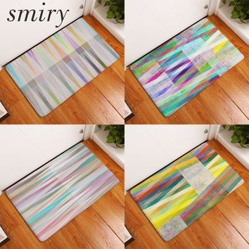 Autumn Fall welcome door mat doormat Smiry light thin in front of entrance s colorful diamond painting carpet durable living room water absorption home decor AT_76_7