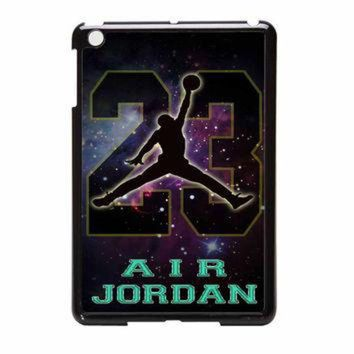 LMFUG7 Nike Air Jordan Galaxy Nebula Star iPad Mini Case