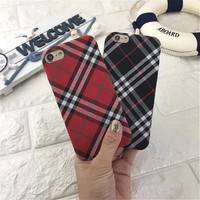 *online exclusive* plaid phone case for iphone