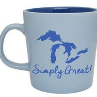 Michigan Simply Great Mug