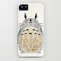 totoro iPhone & iPod Case by Manoou