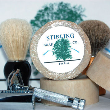 Stirling Soap Co. - Tea Tree - Sample
