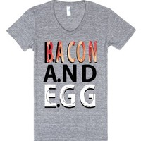 BAE In the Morning-Unisex Athletic Grey T-Shirt