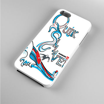 quiksilver surfing Iphone 5s Case