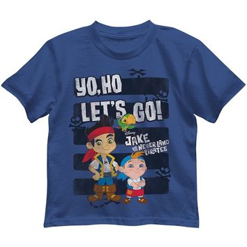 Disney's Jake and the Never Land Pirates Tee - Toddler Boy, Size: