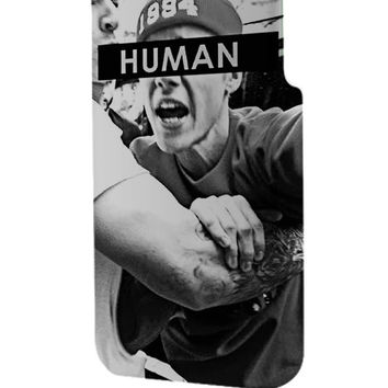 Best 3D Full Wrap Phone Case - Hard (PC) Cover with Justin Bieber Human Design