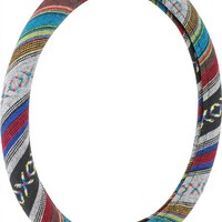 Colorful Baja Blanket Car Auto Steering Wheel Cover