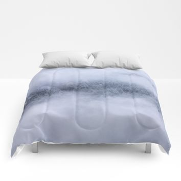 Beneath The Fog Comforters by Mixed Imagery