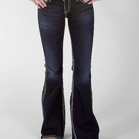 Silver Frances Flare Stretch Jean