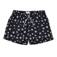 Farah Vintage Swim Shorts in Dot Print - Swimming Trunks - Clothing | Shop for Men's clothing | The Idle Man