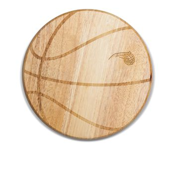 Orlando Magic - 'Free Throw' Basketball Cutting Board & Serving Tray by Picnic Time
