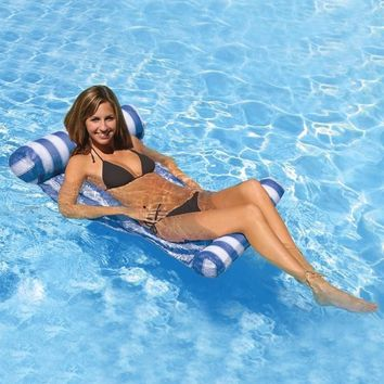 Pool Float Lounger Chair