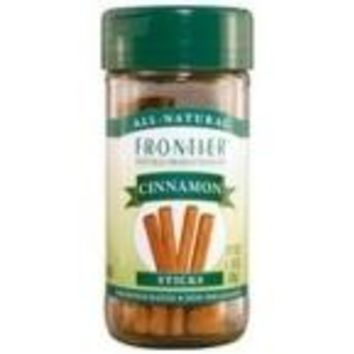 Frontier Herb 2 3x4 Inch Whole Cinnamon Stick (1x1.28 Oz)