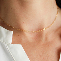 Brisbane Choker Necklace - Christine Elizabeth Jewelry