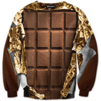 Chocolate Bar Crewneck