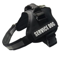 Reflective Dog Harness for Service Dogs