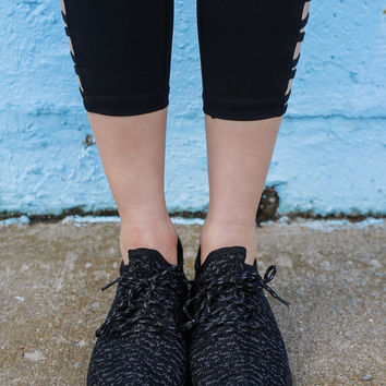 Featherweight Sneakers - Black
