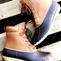 Dynasty Boots - Brown
