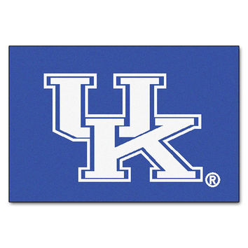 Kentucky Wildcats NCAA Starter Floor Mat (20x30) UK Logo