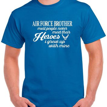 Air Force Brother T Shirts, Shirts & Tees | Our T Shirt Shack