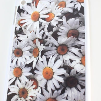 Grunge Daisies Tablet Case