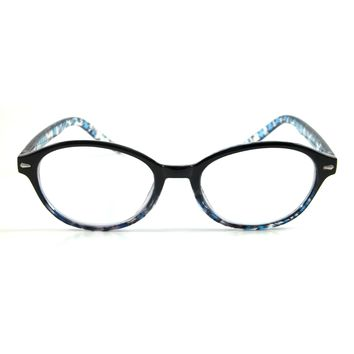 NWT Twyla Cat Eye Reading Glasses Fashion Women Readers Round Frame