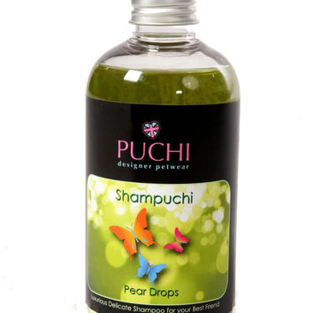 Shampuchi Pampering Pear Drops Dog Shampoo