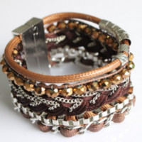 Gypsy Cowgirl Layered Bracelet | Elusive Cowgirl