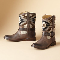 SHIRLEY HARNESS BOOTS BY FRYE®         -                  Boots         -                  Footwear & Bags                       | Robert Redford's Sundance Catalog