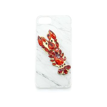 Lobster/ Pear/ Bow/ Flower - iPhone 7/6/6s Case