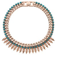Shop Mawi  Crystals Spike Necklace at Moda Operandi