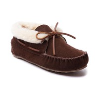 Womens Minnetonka Chrissy Casual Shoe, Chocolate | Journeys Shoes