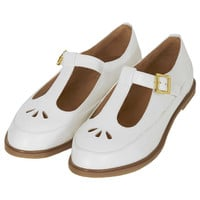 MARTIE Leather T Bar Geek Shoe - New In This Week - New In - Topshop USA