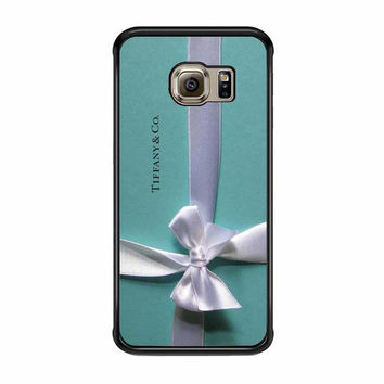 tiffany co box gift packing samsung galaxy s6 s6 edge s3 s4 s5 cases